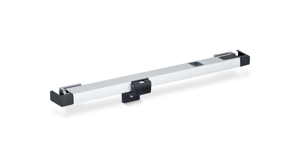 GEZE lanseaza noul sistem de actionare Slimchain 230 V pentru o ventilare completa