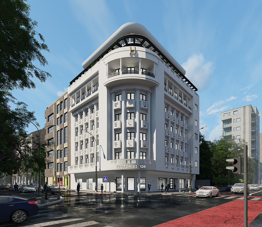 HAGAG DEVELOPMENT EUROPE DIGITIZES THE SALE PROCESS OF RESIDENTIAL UNITS
