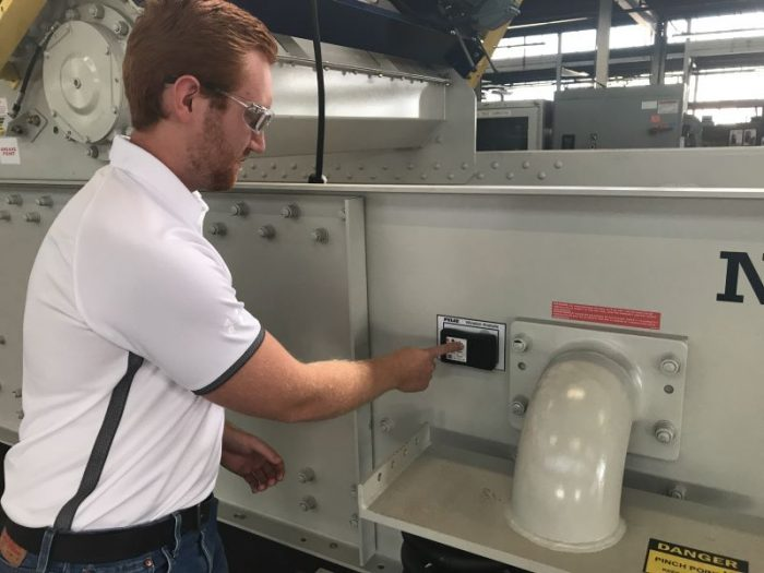 Haver & Boecker Niagara Launched the Pulse Impact Test at MINExpo 2021