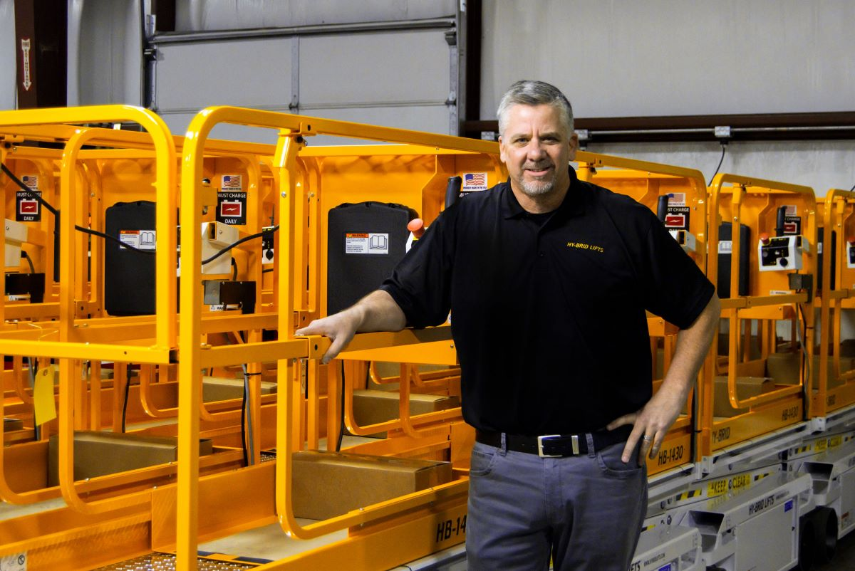 Terry Dolan Joins Custom Equipment Board, Leaves Role as President and CEO
