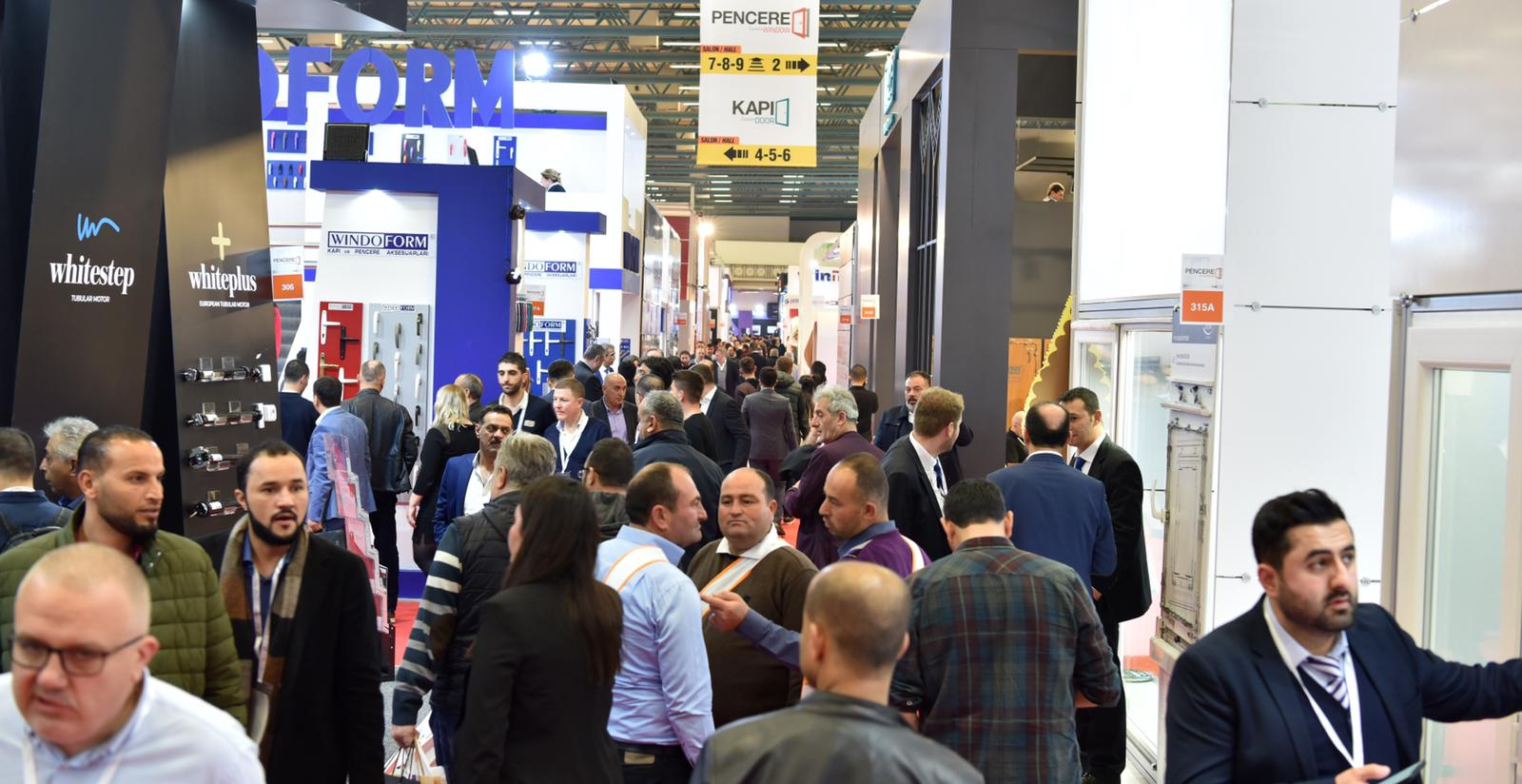 Eurasia Window, Door & Glass Fairs Proved Their Significance for the Industry Once Again With a New International Visitor Record