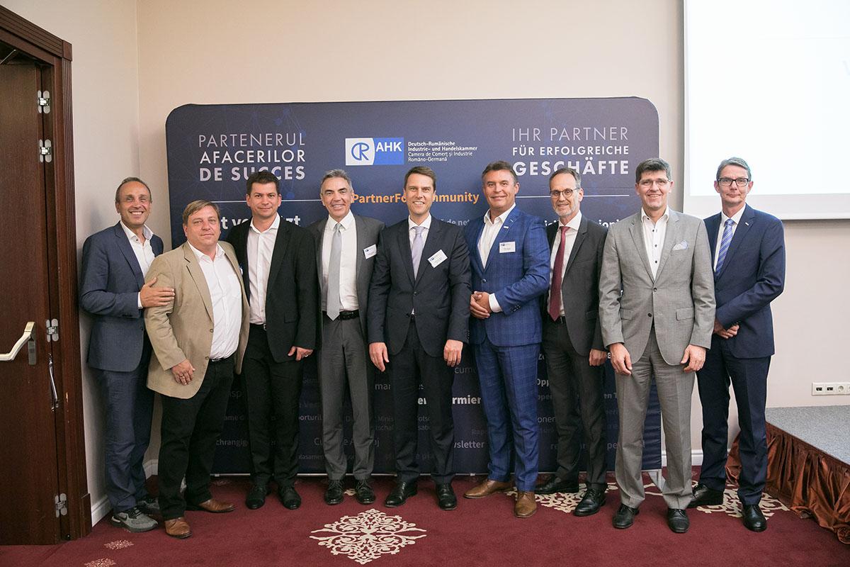 Adunarea generala a membrilor AHK Romania