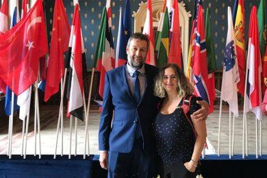 Ioana Iulia manolescu si Mircea Manolescu