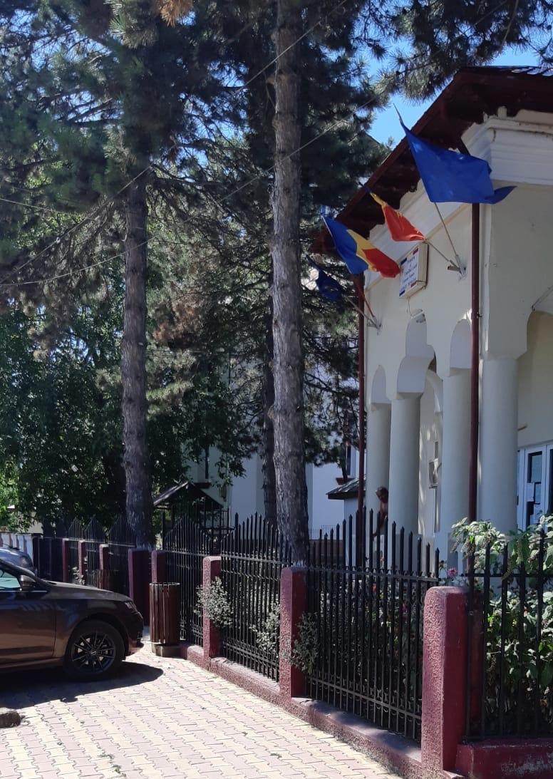 Iridex Group Plastic anunta receptia la finalizarea lucrarilor de canalizare in judetul Giurgiu, localitatea Toporu