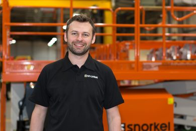 Konstantin Kuvaldin recently joined Snorkel as Territory Manager for Eastern Europe