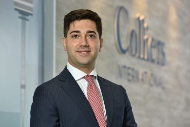 Mihai Pătrulescu, Colliers International