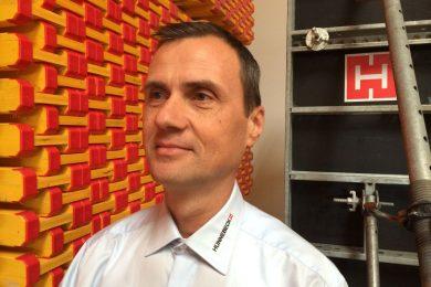 Mircea Georgescu, Managing Director Hunnebeck România
