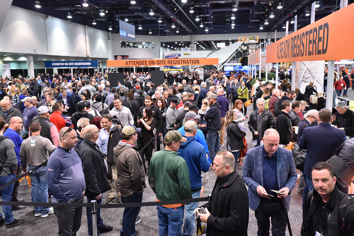 WORLD OF CONCRETE PREPARES FOR WOC 2020 WITH SUCCESSFUL SPACE DRAW