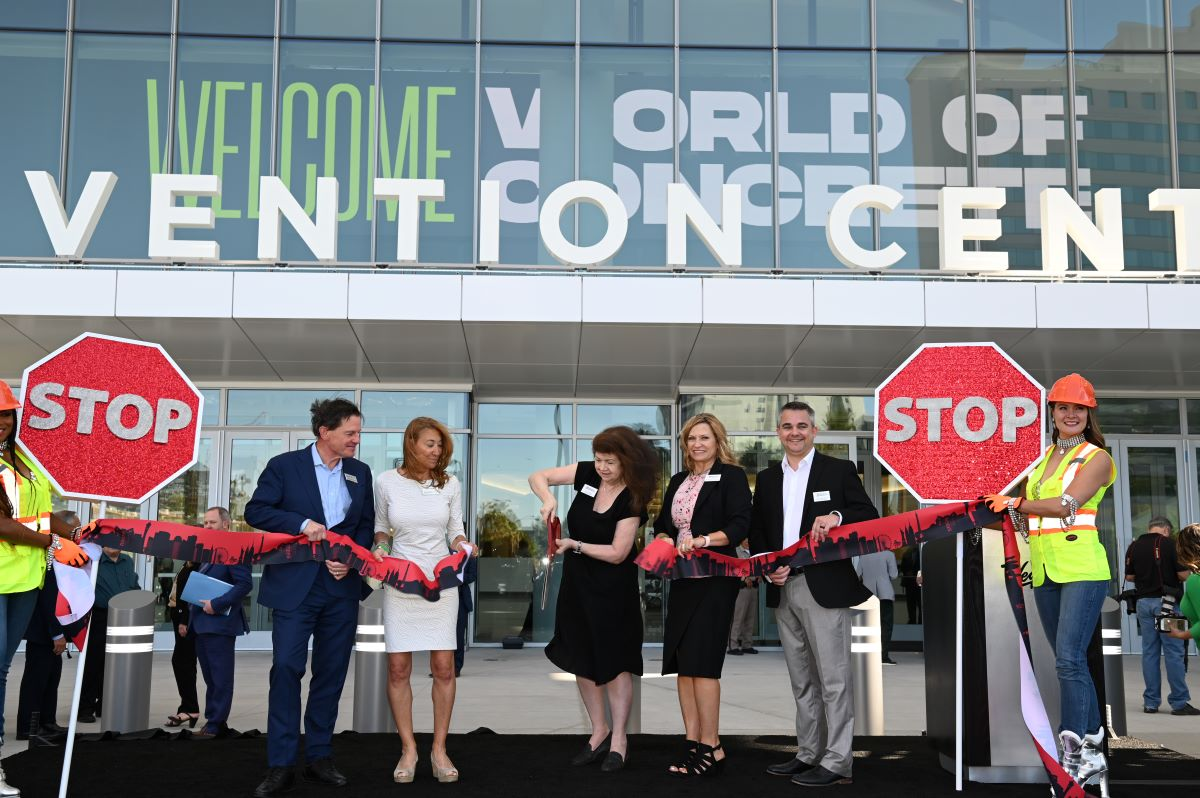 World of Concrete 2021 Reignites Commercial Opportunity and Connection in Las Vegas