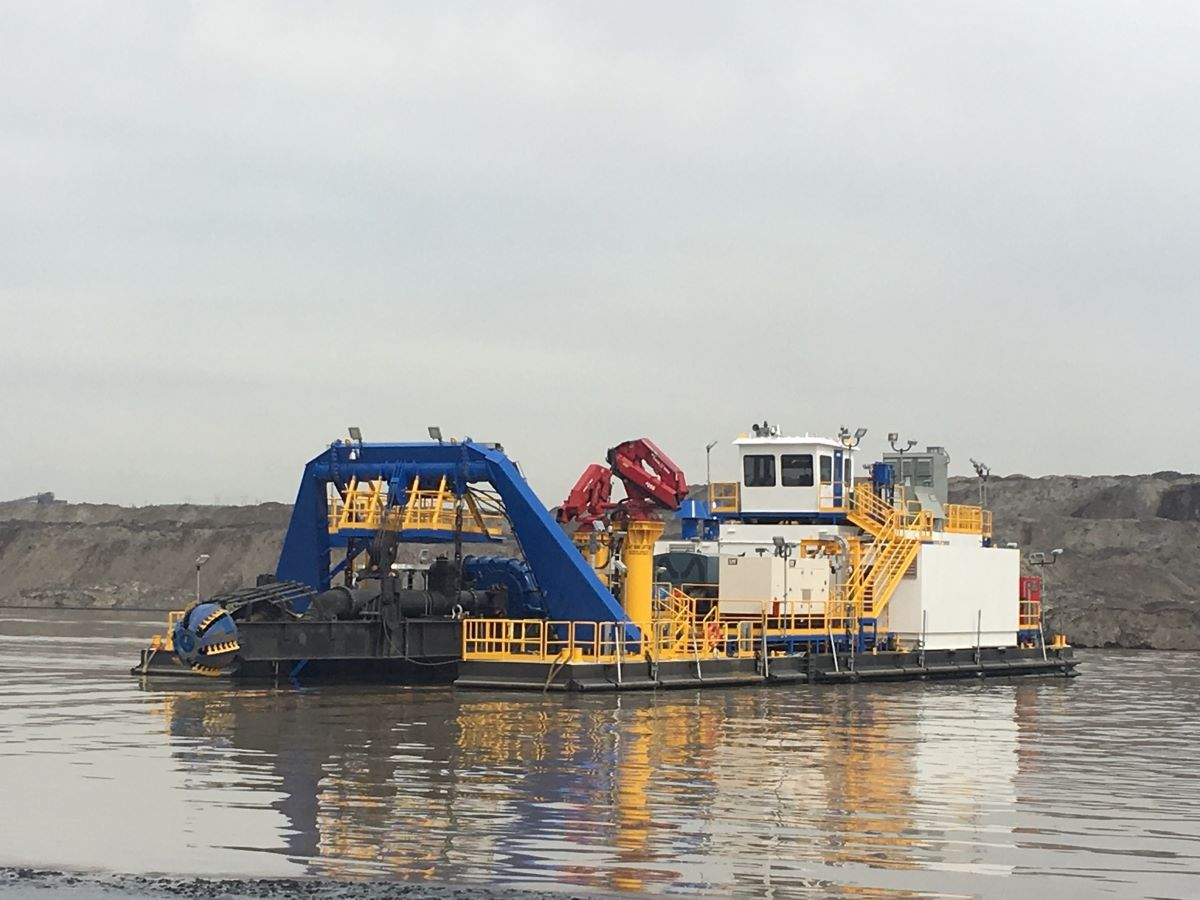 DSC Dredge Ends 2020 Strong and Hits the Ground Running in 2021 – Dredge Launches, Ground Breaking Technology, and More!