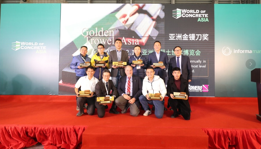 WOCA 2019 – Final Report  Shanghai New International Expo Center,  Shanghai, China