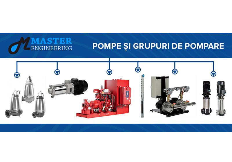 De ce sa alegeti sa colaborati cu producatori romani de grupuri de pompare apa – specialistii de la Master Engineering pot fi solutia dvs