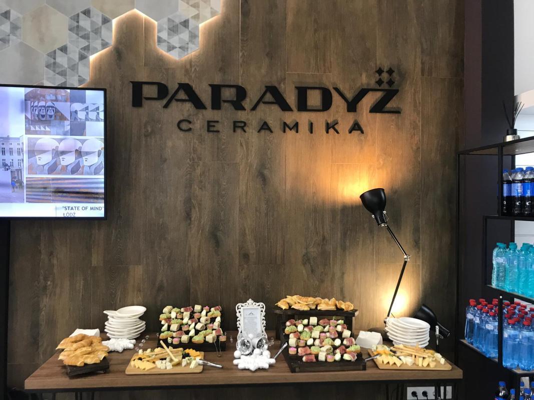 Producătorul polonez de plăci din ceramică, Ceramika Paradyz, deschide primul showroom monobrand în București