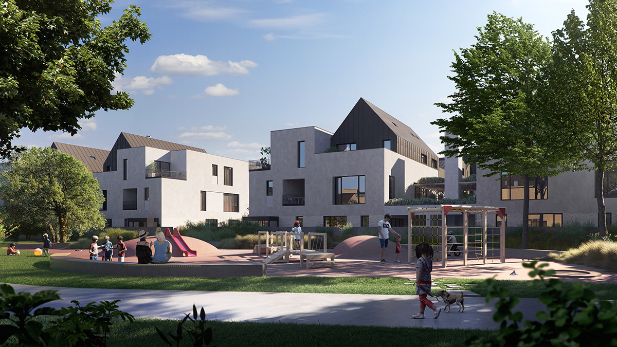 Avalon Estate has been issued the Zonal Urban Plan