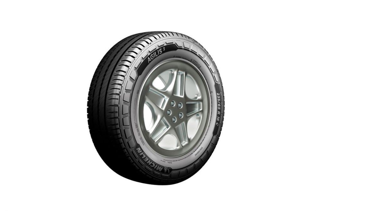 MICHELIN Agilis 3, noile anvelope de vara pentru autoutilitare, sunt disponibile in Romania