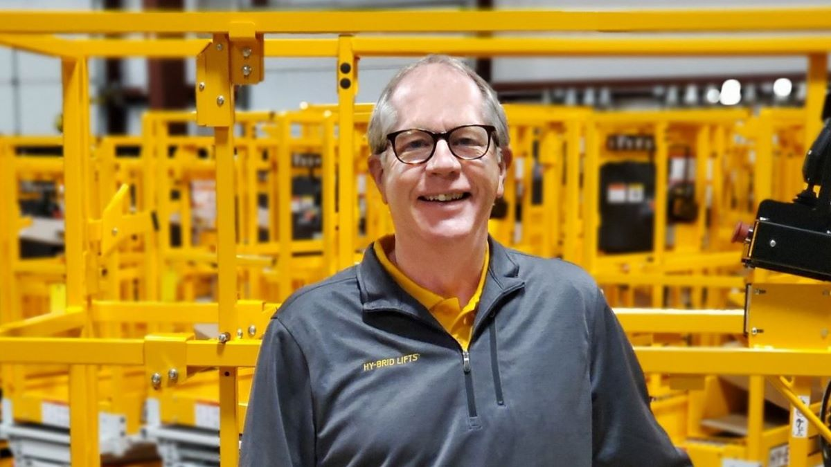 Hy-Brid Lifts Announces Director of Sales Northeast