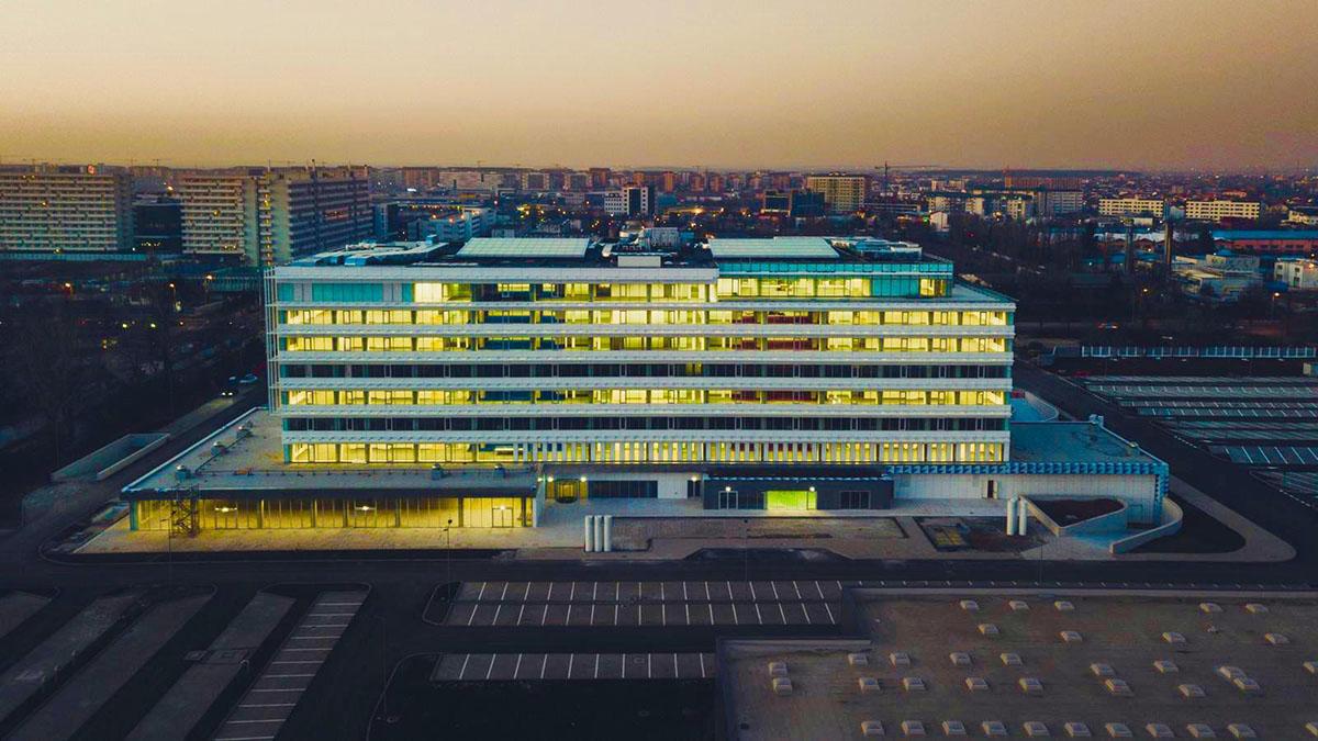 Globalworth a devenit actionar unic al companiei care detine cladirea Renault Bucharest Connected