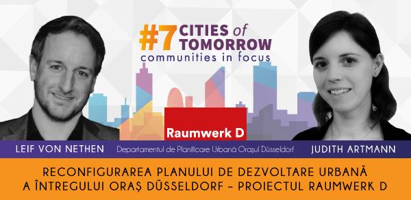 Cities of Tomorrow #7, 26 martie 2019, JW Marriott Bucharest Grand Hotel
