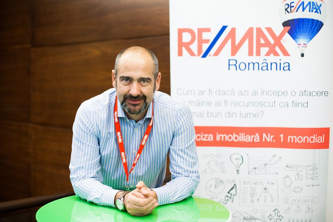 RE/MAX România, tranzacții în valoare de 155 milioane de euro în 2018