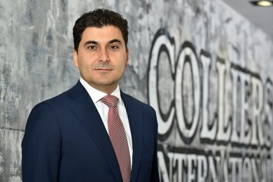 Sebastian Dragomir, Colliers International Romania