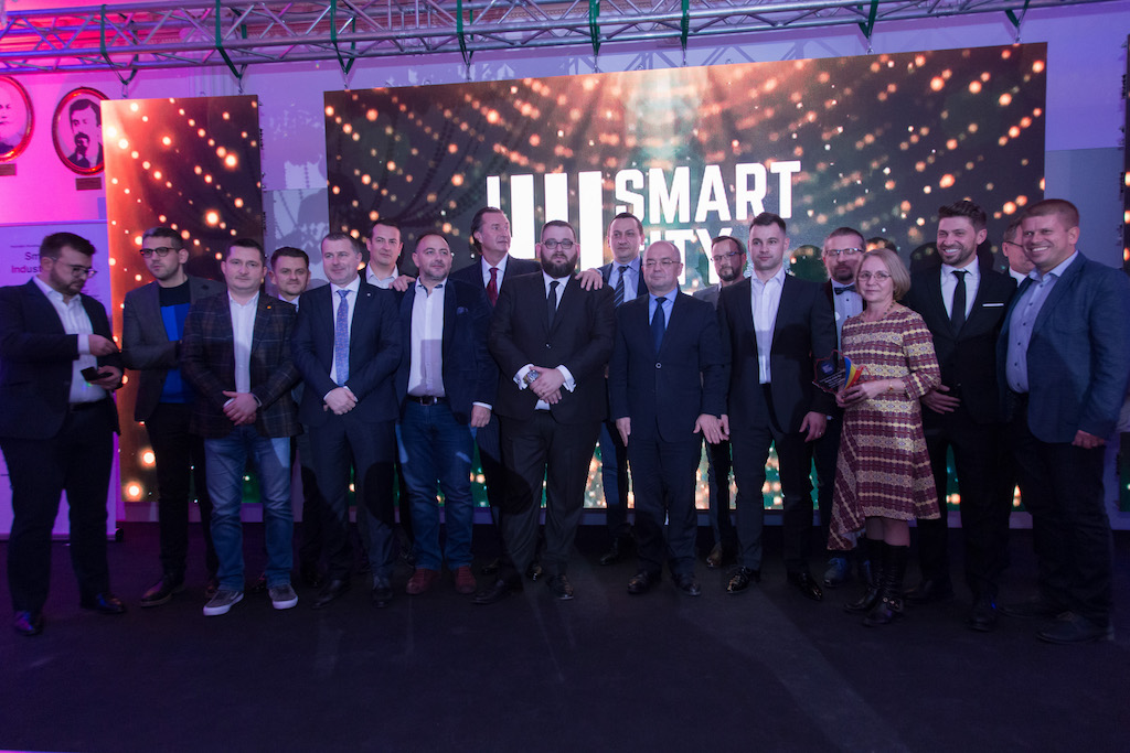 Smart City Industry Awards, evenimentul etalon al Industriei de Smart City din Romania, ajunge la cea de-a 4-a editie