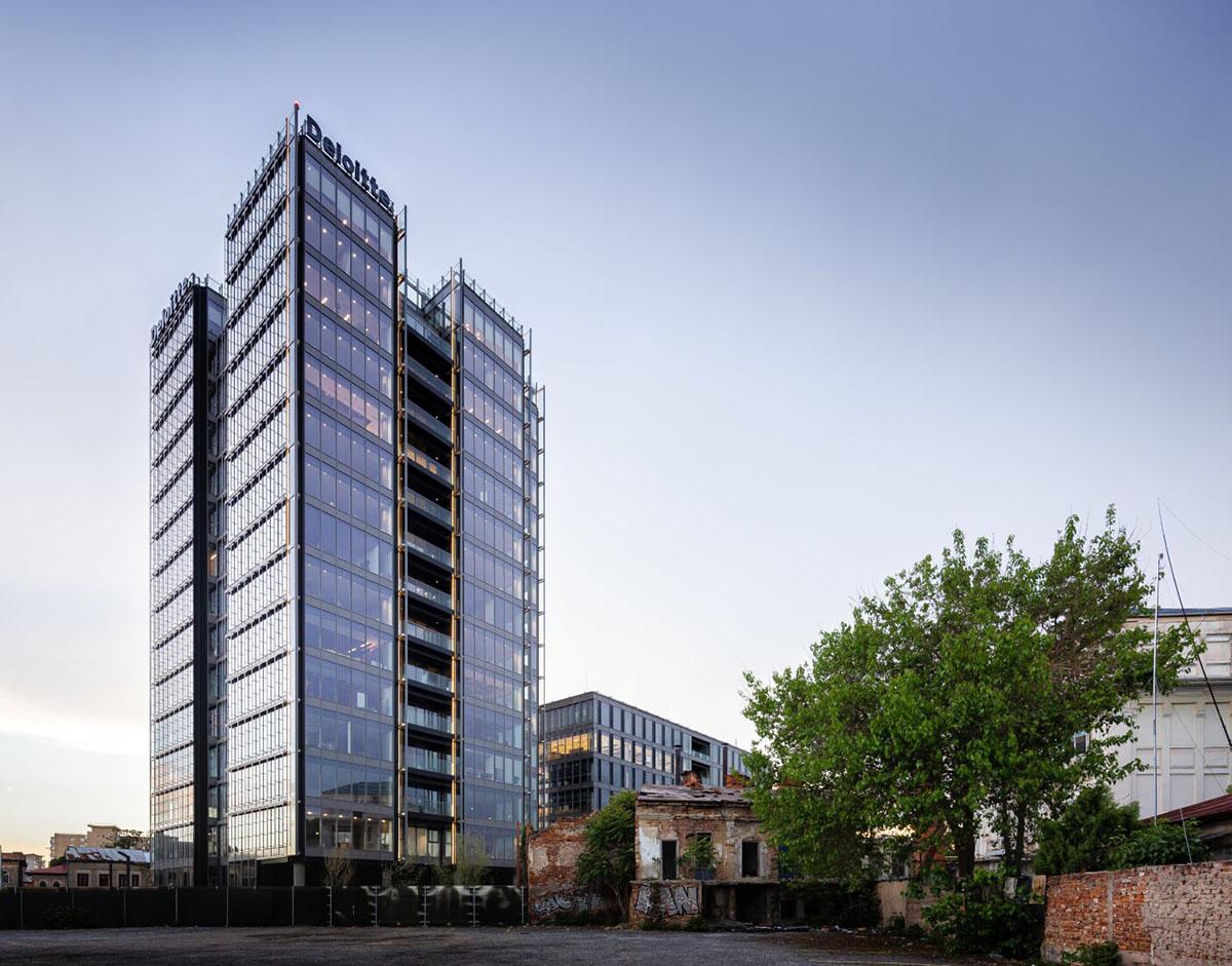 Cu o investitie de peste 45 milioane de euro, S IMMO anunta deschiderea oficiala a cladirii de birouri THE MARK