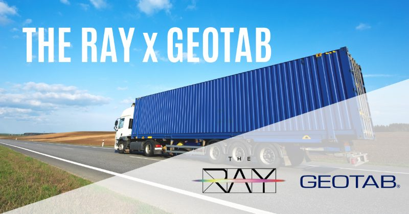 The Ray performs a fleet electrification study, using Geotab provided data to plan for electric freight