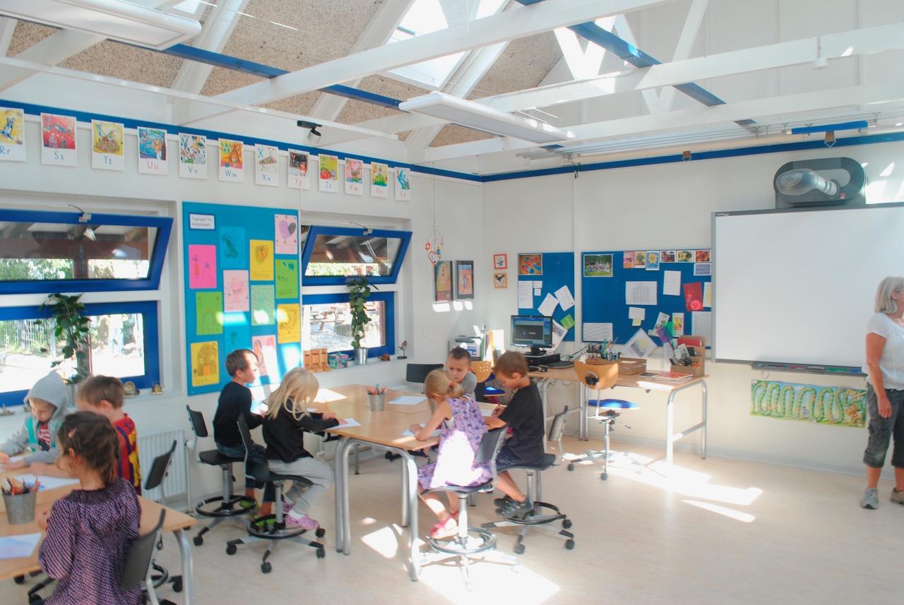 Casele si scolile cu un mediu nesanatos au un impact negativ asupra sanatatii si studiului copiilor