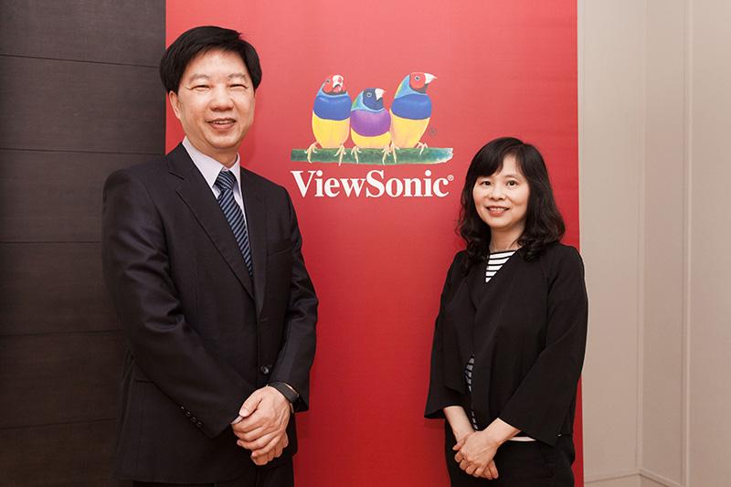 ViewSonic se afla in Top 3 branduri mondiale care produc solutii de afisare interactive