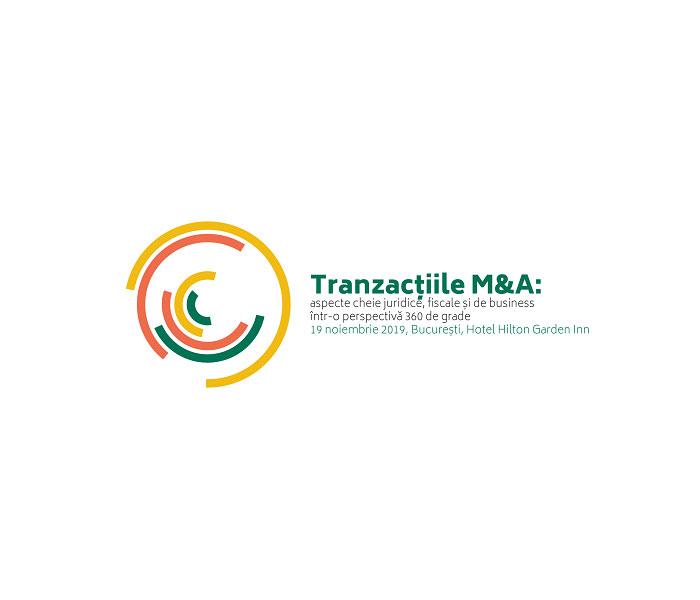 """Evenimentul """"Tranzactiile M&A: aspecte cheie juridice, fiscale si de business intr-o perspectiva 360 de grade"""""""