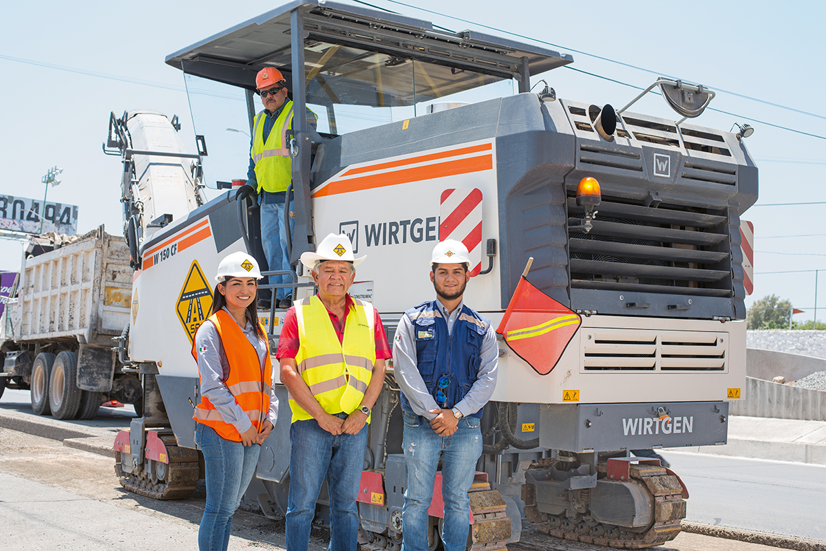 W 150 CF scores in Mexico with higher productivity and area output