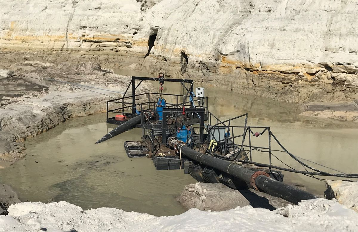 What to consider when choosing pumps for quarry applications
