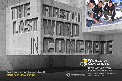 World-of-Concrete