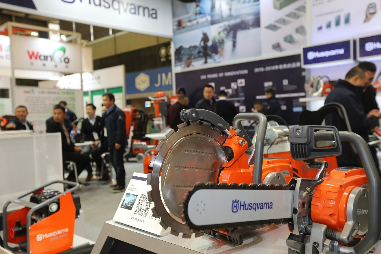 Less than 100 days to World of Concrete Asia 2019
