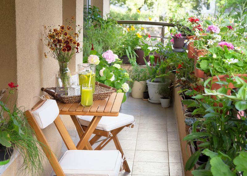 Cum iti transformi balconul intr-o oaza de relaxare