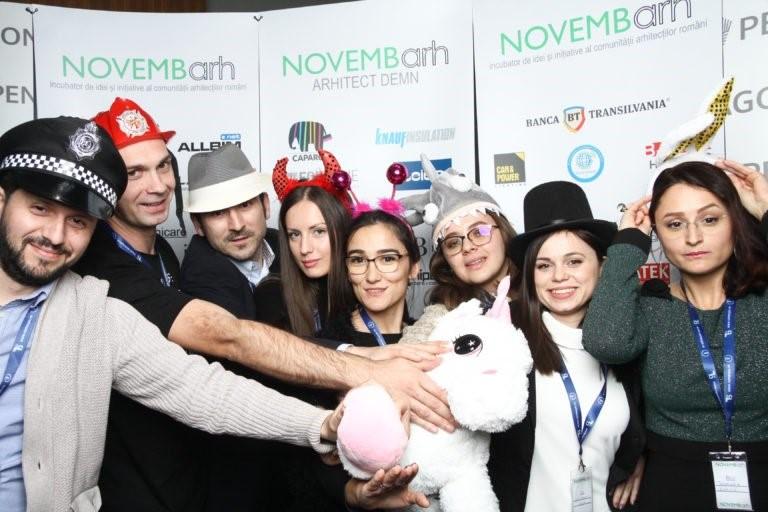 Incepe #NOVEMBarh 2019, a III-a editie a primului hackathon al arhitectilor din Romania