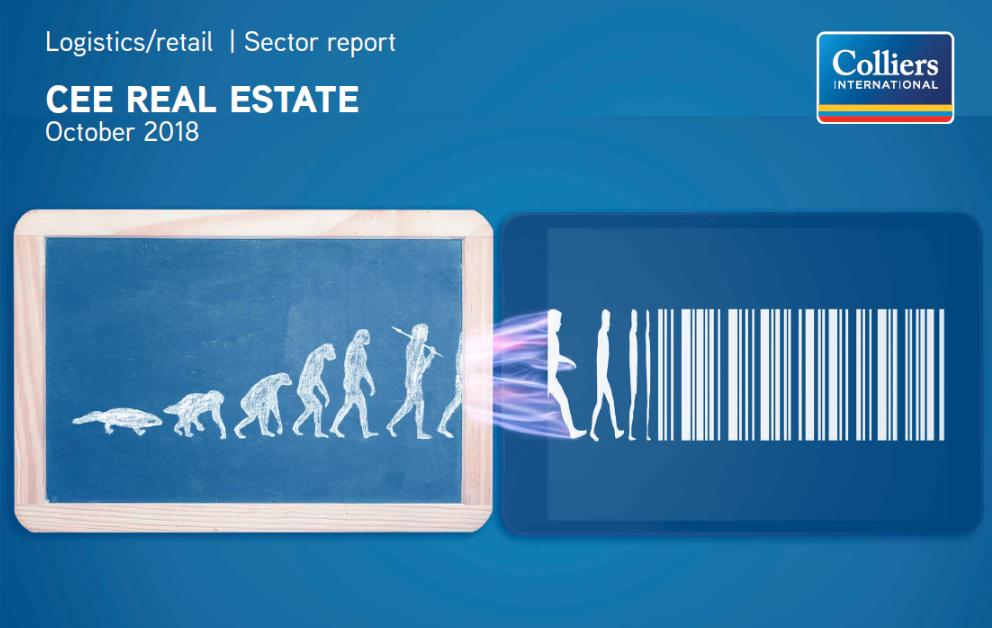 Ecommerce will expand by 8.8% by 2022 in the CEE-6 markets    Online and conventional channel retail continue to co-exist