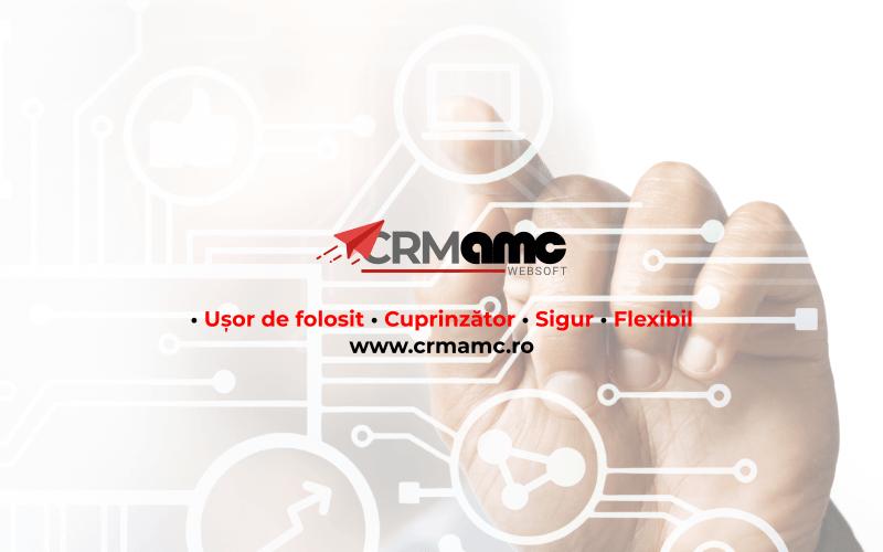 AMC WEBSOFT SRL lanseaza platforma CRM AMC