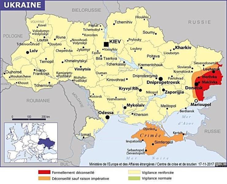 Misiune comerciala in Ucraina, 20-21 martie