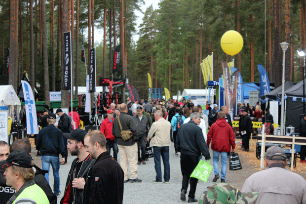 FinnMETKO filled the venue – trade was booming. The FinnMETKO 2020 annual professional exhibition for the heavy machinery industry attracted 9,950 visitors over its three exhibition days