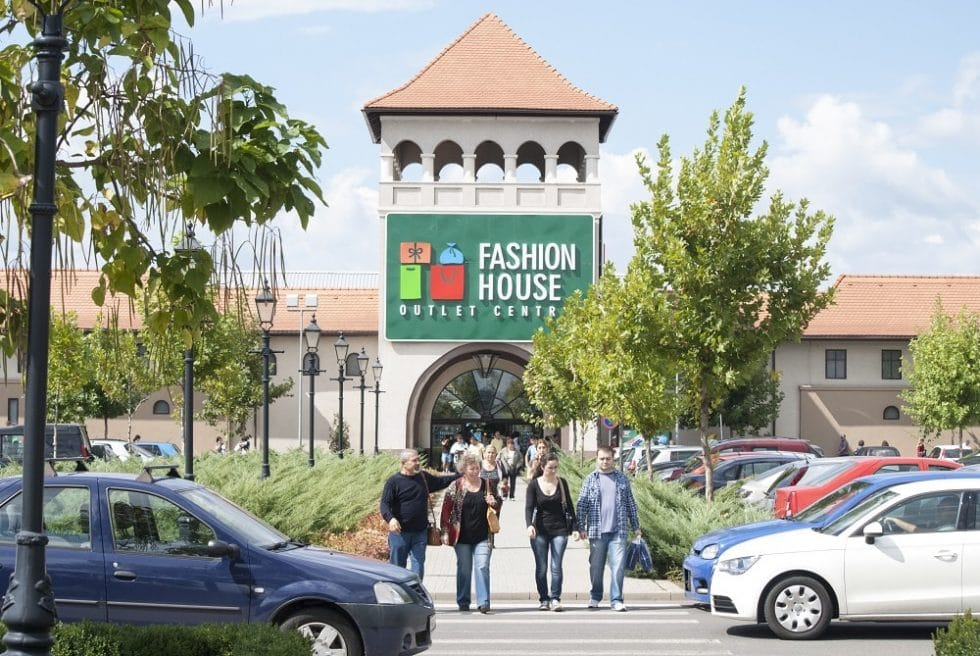 Cacharel opens new brand store in FASHION HOUSE Outlet Centre Bucharest