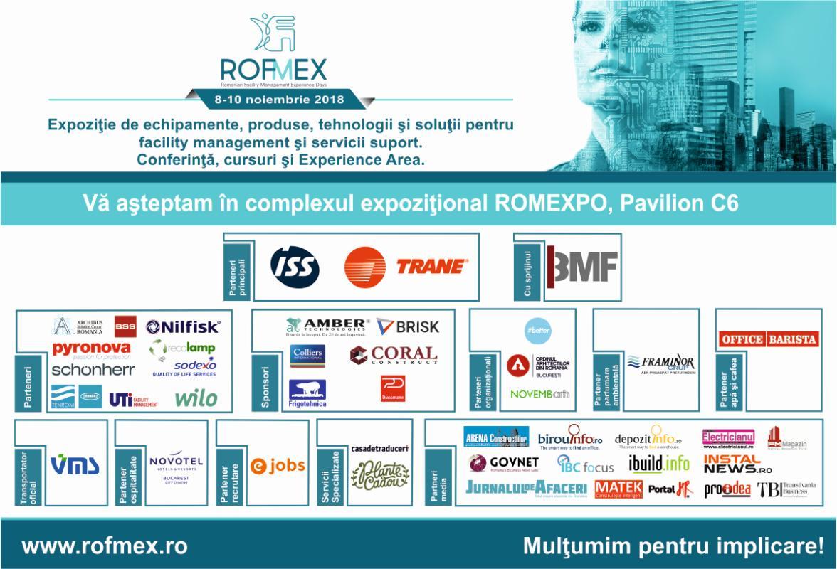 Invitatie ROFMEX 2018