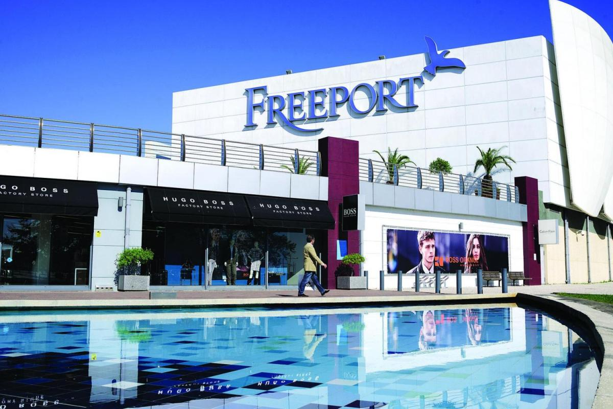 Freeport Lisbon Fashion Outlet: Constructiile spectaculoase cer grupuri de pompare performante