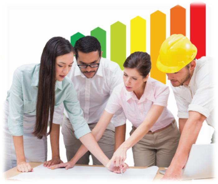 """Proiect """"Stagii de practică pentru studenți- un prim pas către integrarea pe piața forței de muncă din industria construcțiilor și cea a producției materialelor pentru construcții eficiente energetic și cu impact redus asupra mediului- PROEFICIEN"""", contract POCU/90/6.13/6.14/107503"""