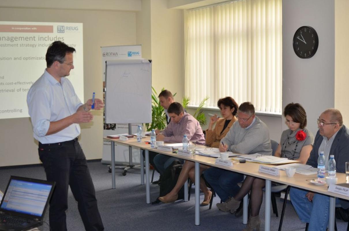 Singurul curs de specializare în facility management din România începe pe 6 decembrie!