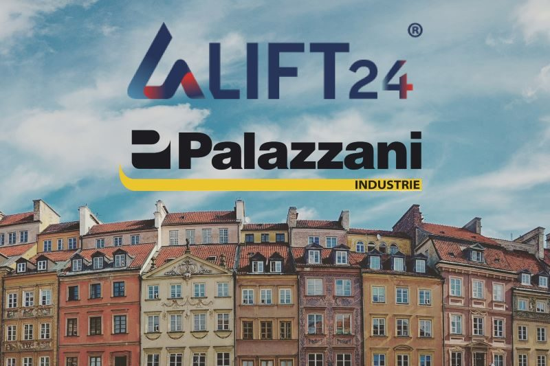 PALAZZANI APPOINTS A NEW DEALER FOR POLAND LIFT 24 RELIES ON RAGNO PALAZZANI