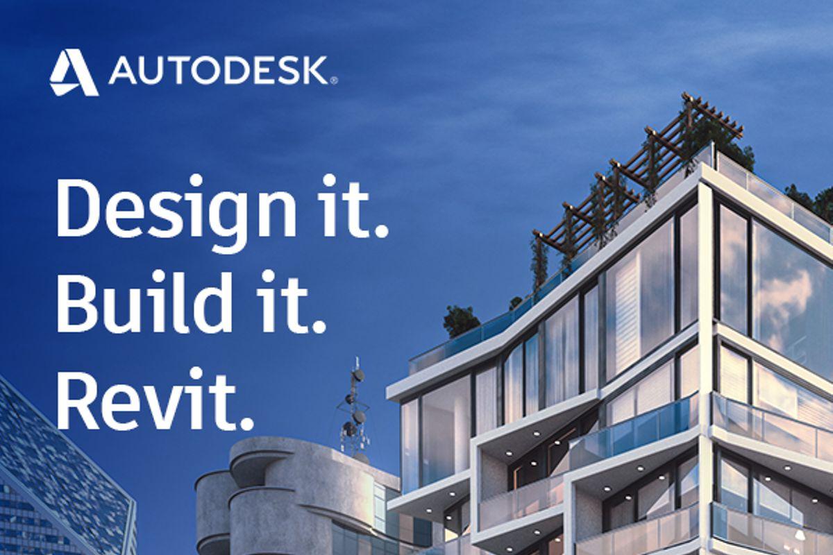 Autodesk Revit 2022 – Software proiectare BIM multidiscplinara: arhitectura, constructii, instalatii – Noutati